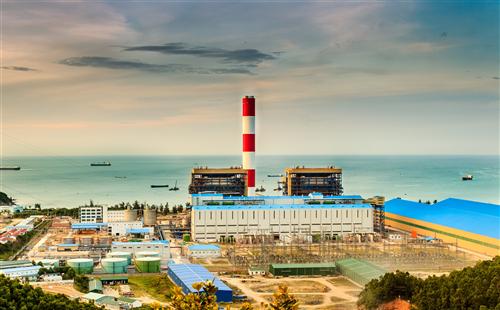Nhà máy Nhiệt điện Vũng Áng 1: Triển khai hiệu quả các công trình bảo vệ môi trường