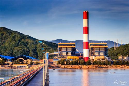 Nhà máy nhiệt điện Vũng Áng xử lý môi trường nghiêm ngặt