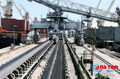 Tro, xỉ tại Nhà máy nhiệt điện Vũng Áng I đã công bố phù hợp QCVN16:2014/BXD về sản phẩm hàng hóa vật liệu xây dựng