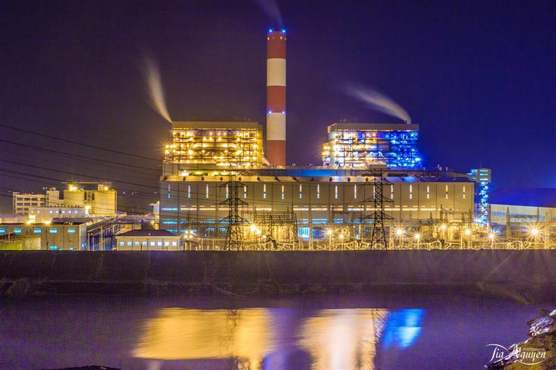 Ảnh nhà máy Nhiệt điện VA1